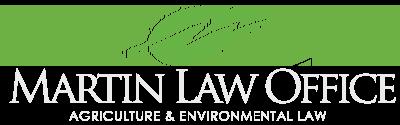Martin Law Office Logo
